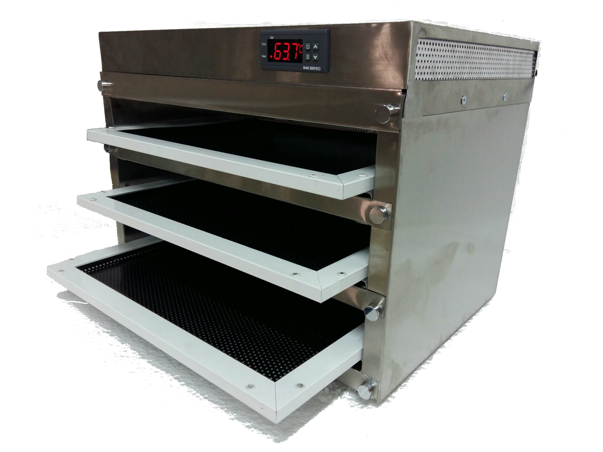 Deshidratador doméstico FIR y calentador de platos